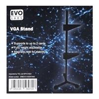 Evo Labs 2 Way Universal Graphics Card VGA Stand Holder