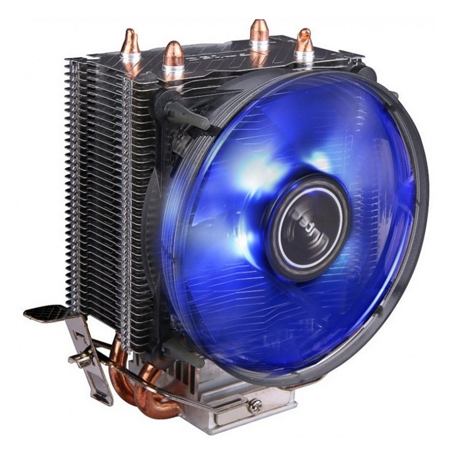 Antec A30 Universal Socket 92mm PWM 1750RPM Blue LED Fan CPU Cooler